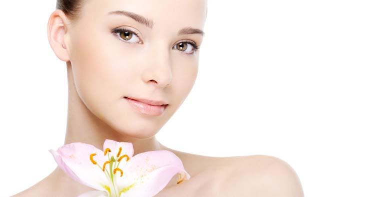 Sunn hud er et løfte av skjønnhet