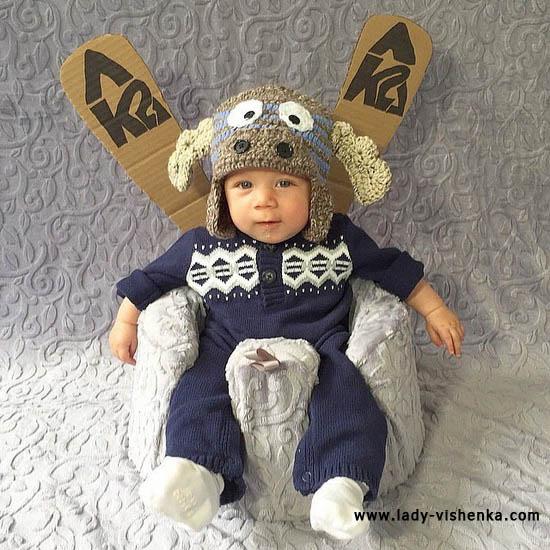 11. Halloween kostymer for babyer