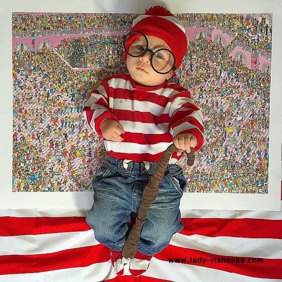 13. Halloween kostymer for babyer