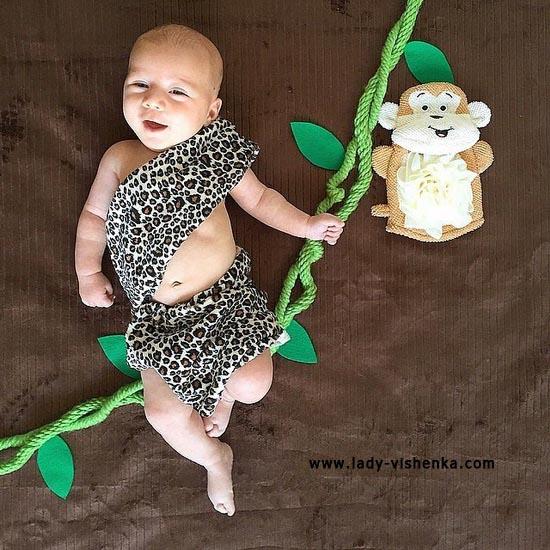 14. Halloween kostymer for babyer