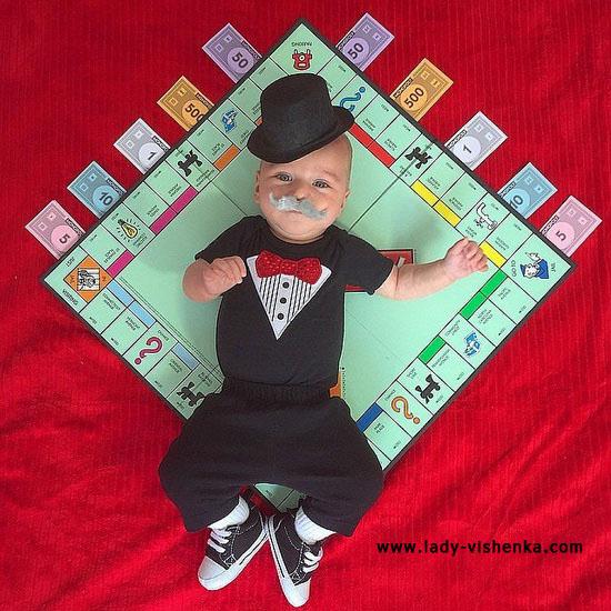 15. Halloween kostymer for babyer