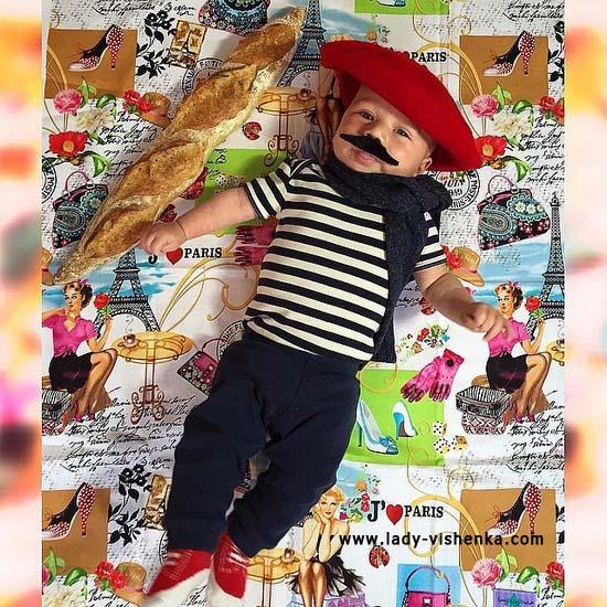 18. Halloween kostymer for babyer