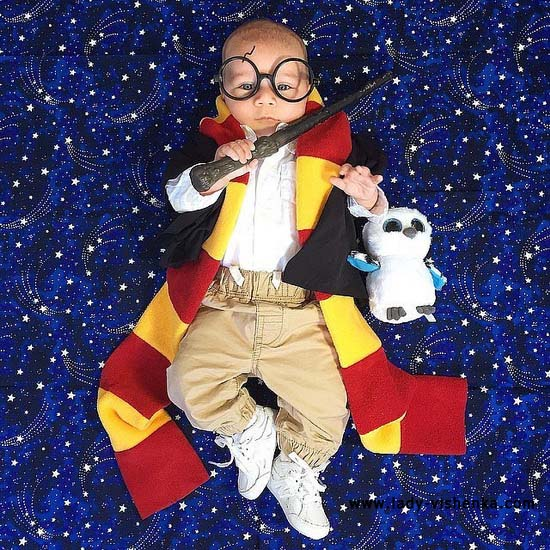 19. Halloween kostymer for babyer