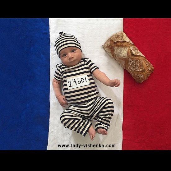 2. Halloween kostymer for babyer