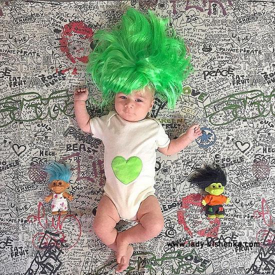 20. Halloween kostymer for babyer