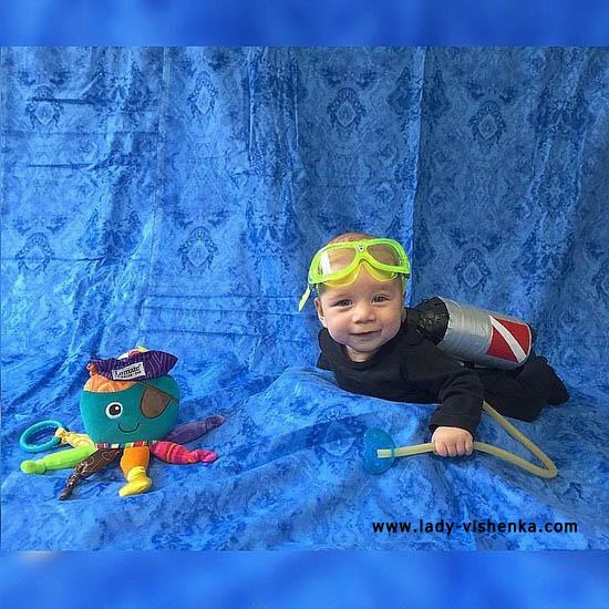 21. Halloween kostymer for babyer