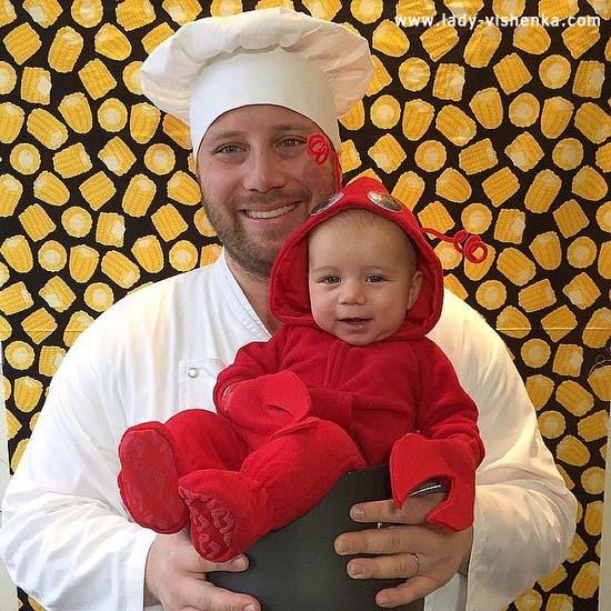 22. Halloween kostymer for babyer