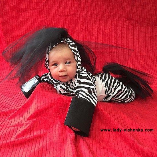 23. Halloween kostymer for babyer