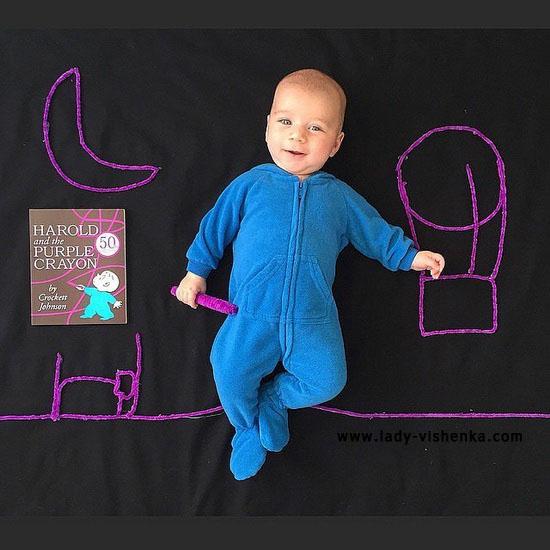 24. Halloween kostymer for babyer
