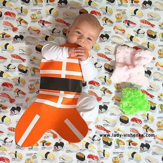 26. Halloween kostymer for babyer
