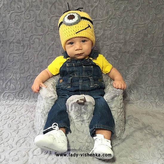 29. Halloween kostymer for babyer
