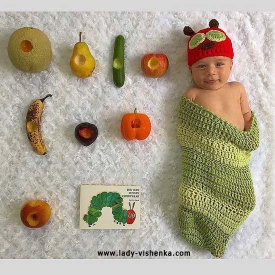 3. Halloween kostymer for babyer
