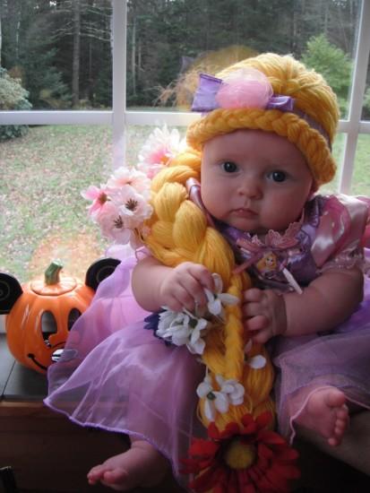 30. Halloween kostymer for babyer