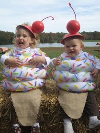32. Halloween kostymer for babyer