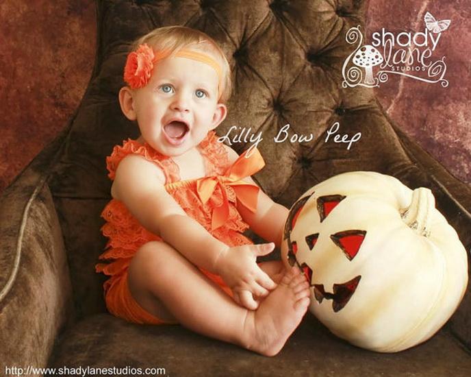 37. Halloween kostymer for babyer