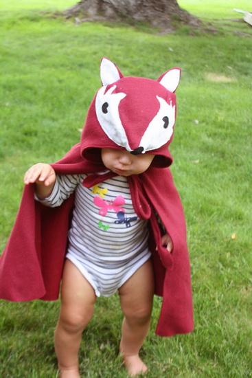 38. Halloween kostymer for babyer