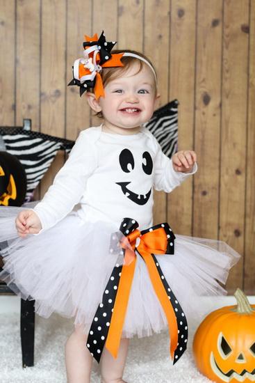 39. Halloween kostymer for babyer