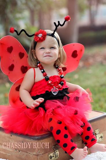 40. Halloween kostymer for babyer