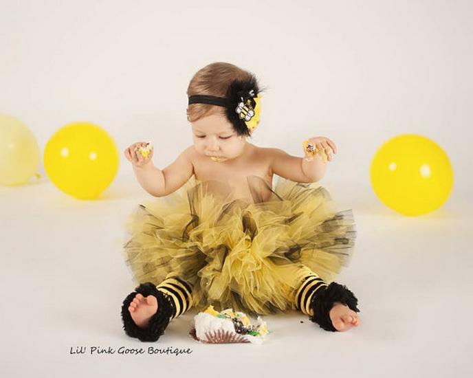 46. Halloween kostymer for babyer