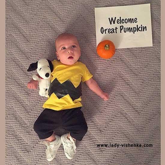 5. Halloween kostymer for babyer
