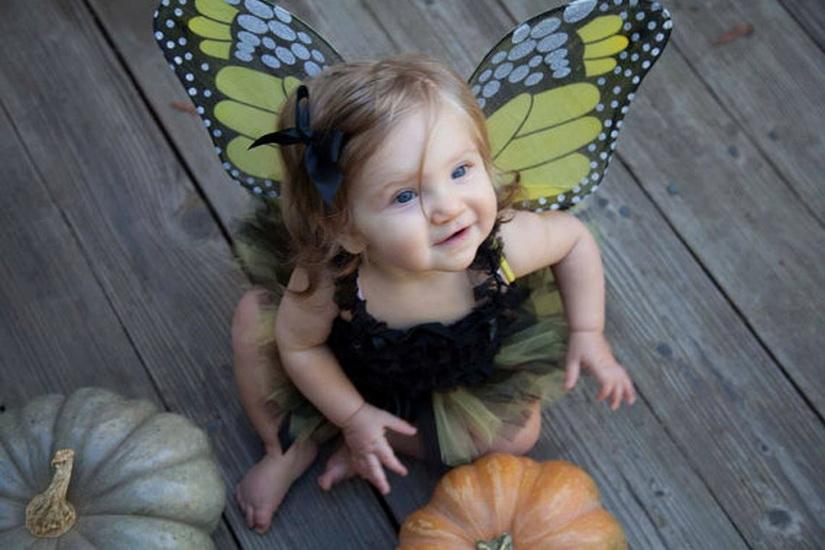 49. Halloween kostymer for babyer