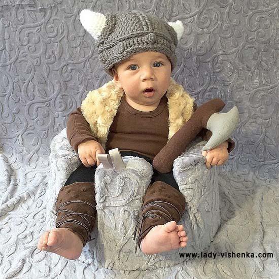 6. Halloween kostymer for babyer