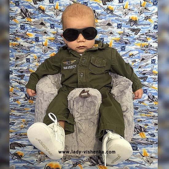9. Halloween kostymer for babyer