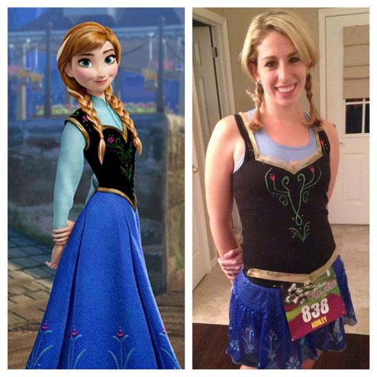 3. Frozen: Anna og Elsa