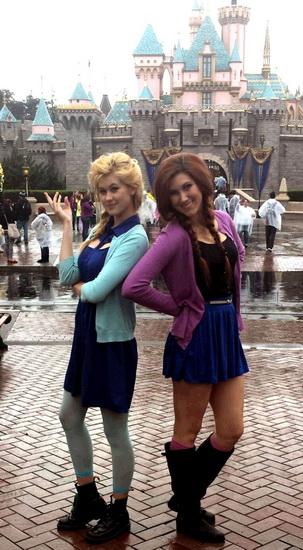 5. Frozen: Anna og Elsa