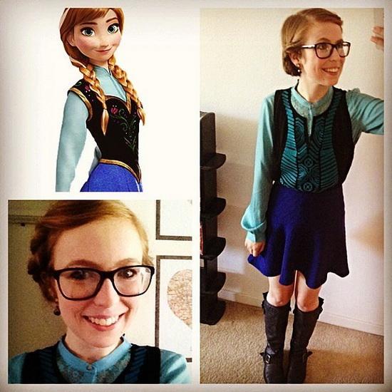 7. Frozen: Anna og Elsa