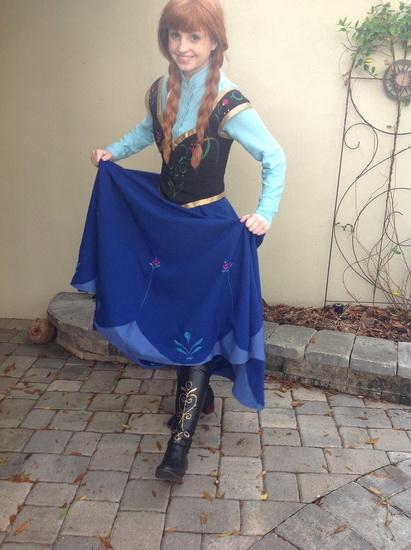 10. Frozen: Anna og Elsa