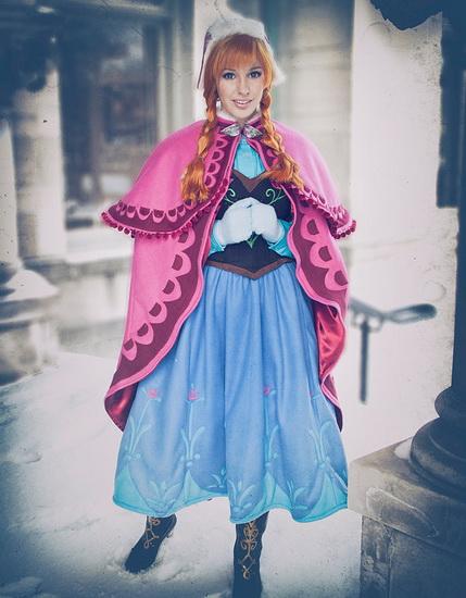 11. Frozen: Anna og Elsa