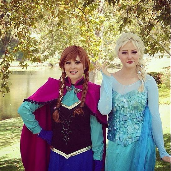 14. Frozen: Anna og Elsa