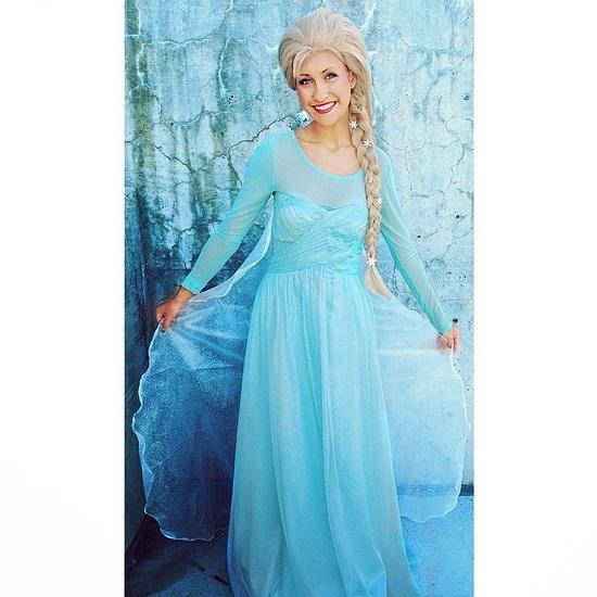 20. Frozen: Anna og Elsa