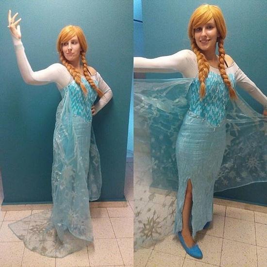 21. Frozen: Anna og Elsa