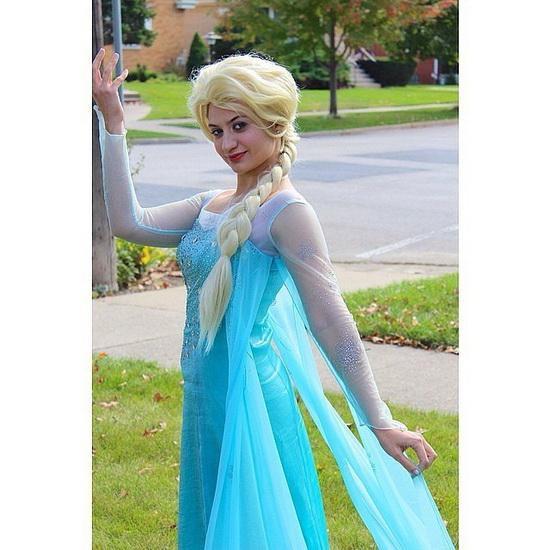 24. Frozen: Anna og Elsa