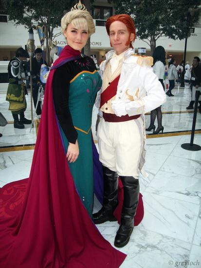 25. Frozen: Anna og Elsa