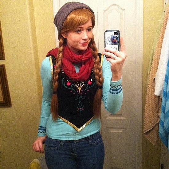 27. Frozen: Anna og Elsa