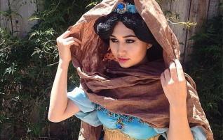 Jasmin Halloween-kostyme