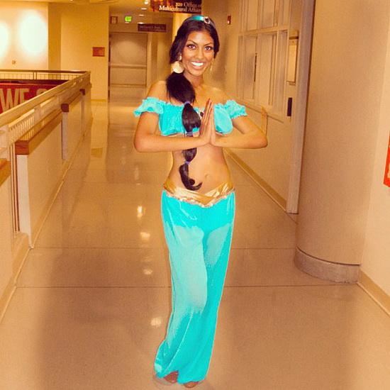 3. Kostyme voksen Jasmine