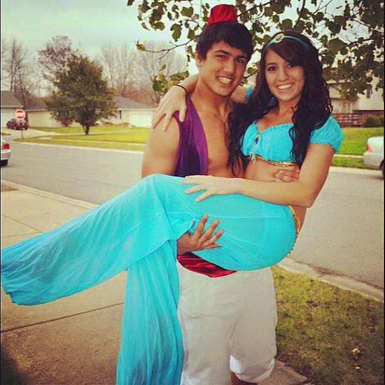 6. Kostyme voksen Jasmine