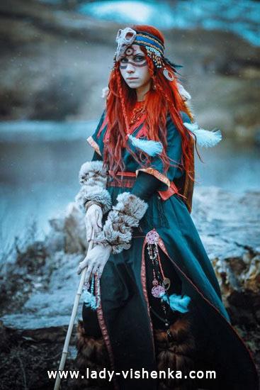 5. Merida Halloween kostyme