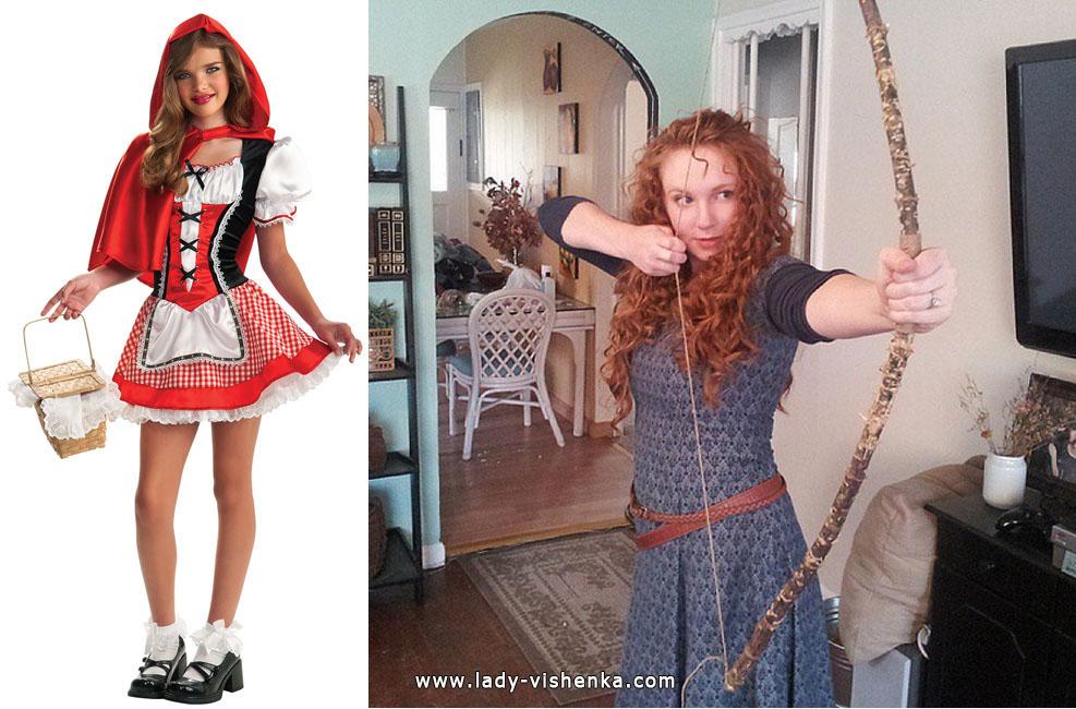 Halloween-kostymer til tenåringsjenter