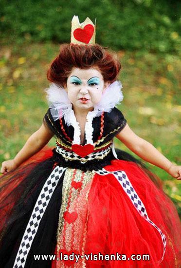 10. Kostymer for små jenter 4 år - 6 år