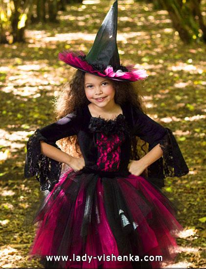 32. Halloween Kostymer for jenter for 6-8 år