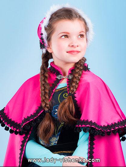 34. Halloween Kostymer for jenter for 6-8 år
