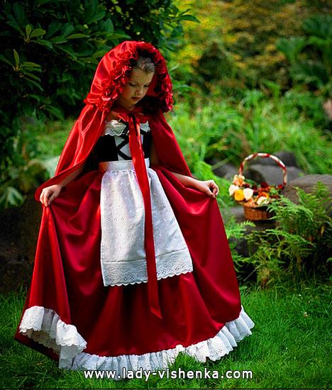 35. Halloween Kostymer for jenter for 6-8 år