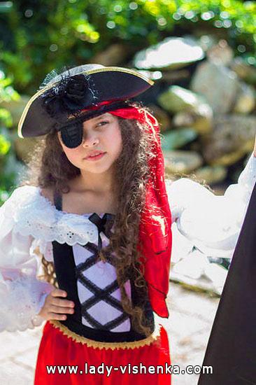 36. Halloween Kostymer for jenter for 6-8 år