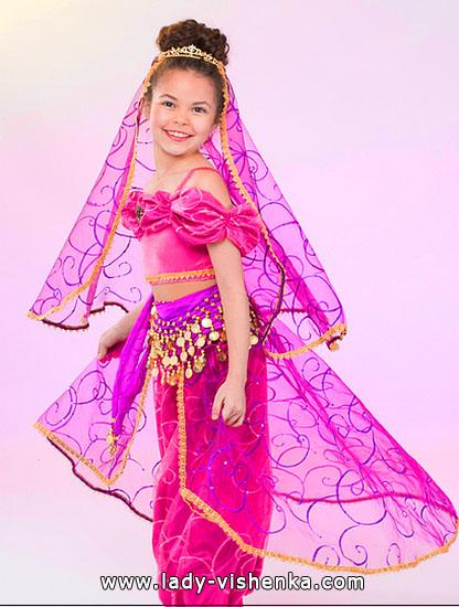 38. Halloween Kostymer for jenter for 6-8 år