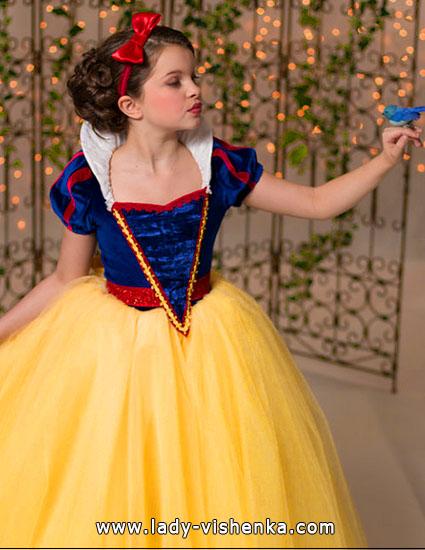 40. Halloween Kostymer for jenter for 6-8 år